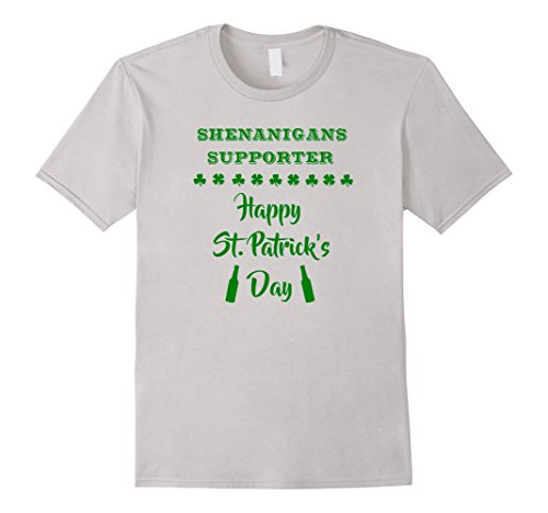 st-patricks-day-shenanigans-supporter-drinking-t-shirt