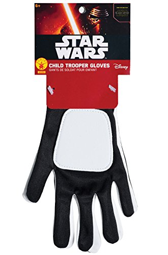 Gloves Devil Costume Accessory - Rubie's Star Wars: The Force Awakens Child's Flametrooper Costume Gloves