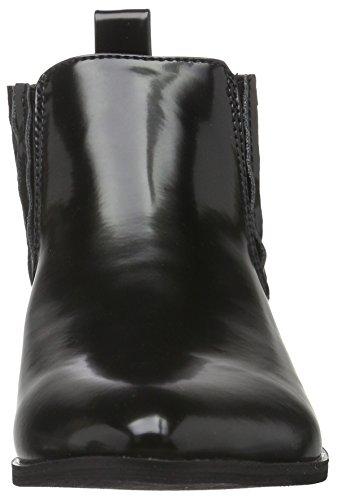 Vero Moda Vmday Boot, Zapatillas de Estar por Casa para Mujer Negro - negro
