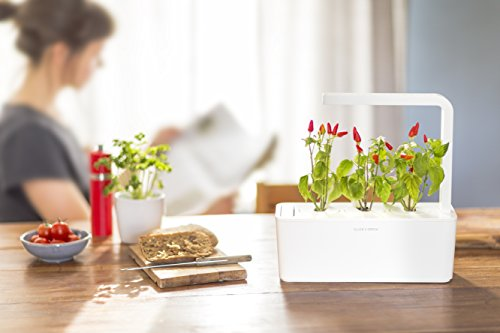 414ionaXhIL - Click & Grow Indoor Smart Herb Garden
