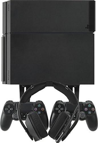 GamingXtra 4-in-1 Bundle Kit für Sony PS4 - Schwarz 5