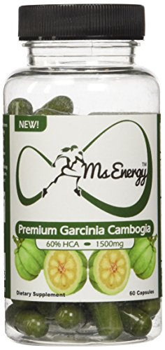 Ms Energy Garcinia Cambogia Capsules product image