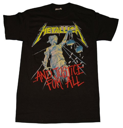 Metallica - And Justice For All T-Shirt