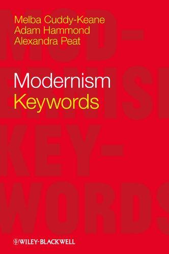 Modernism: Keywords .)