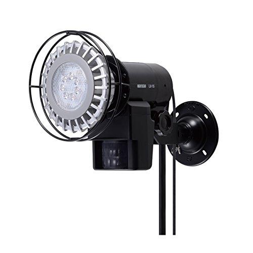 オプテックス LA-1LED(PS) LEDセンサライトON/OFFタイプ B01N91UPFH 21767