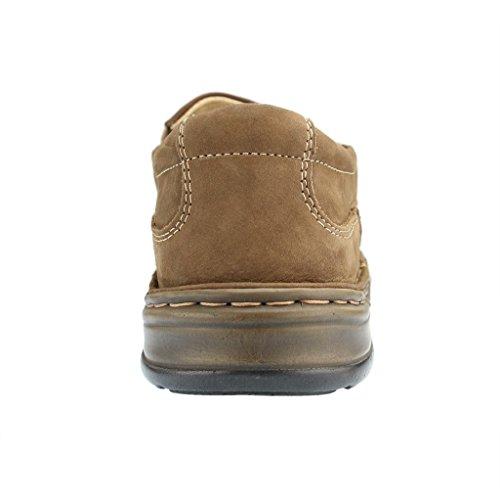 11–17212–04 Nubuck Cafe Marron Chaussures UE ara marron pour homme basses fwRnWaq1