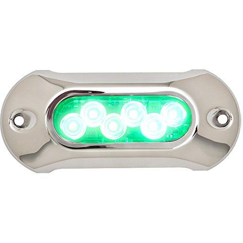 Attwood Led 5 Underwater Light Green