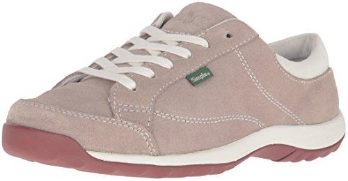 Simple Women's Sugar Fashion Sneaker, Pewter, 6 UK/6 M (Simple Womens Sugar)