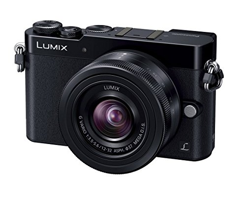 Panasonic LUMIX DMC-GM5 DSLM Mirrorless Camera with Eye - Panasonic Micro Music System