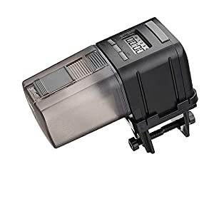 Acuario Alimentador Automático para Acuario Digital Temporizador Feeder para tanque de pescado Auto Alimentador…