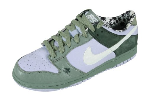 Nike Women Dunk Low Premium Womens Basketball Shoes Astro White Jade 309730-511 (8)