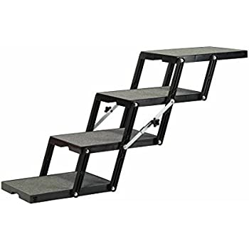 """Amazon.com : Pet Loader Dog Stairs - XL 18"""" 4 Step - for"""