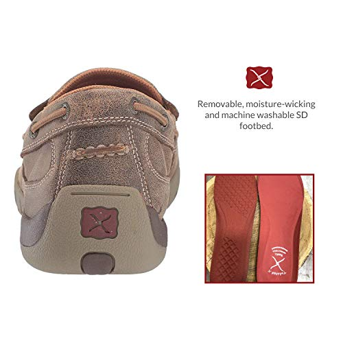 Twisted X Unisex-Adult Mdmsc03 Composite Toe