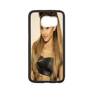 Ariana Grande DIY case For Custom Case Samsung Galaxy S6 QW7500803
