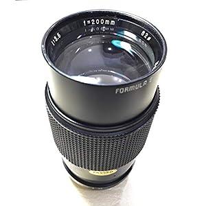 Rm Camera- ARGAS Formula 5 200MM F=3.5 Lens. (262259)