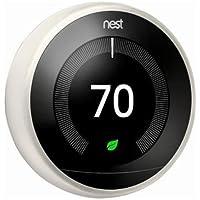 MassGenie.com deals on Nest 3rd Generation Wi-Fi Smart Learning Thermostat