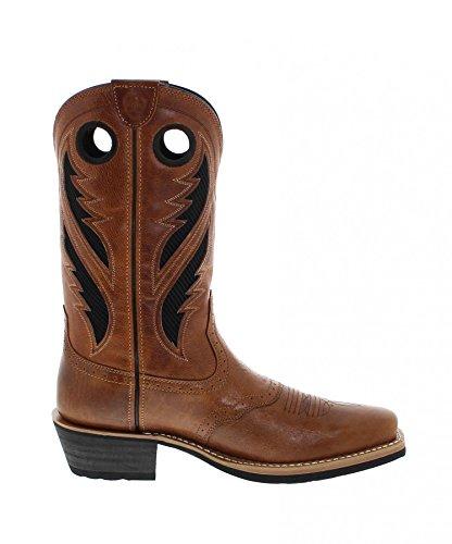 Weite Brown BootsHeritage D FB Ventek Stivali Fashion western Uomo Roughstock Awvqv4R