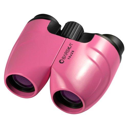 BARSKA Barska 10x25mm Pink Binoculars