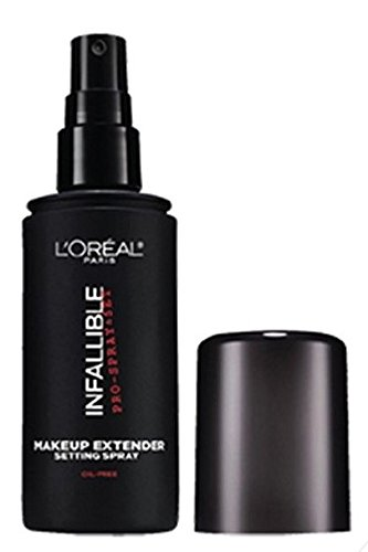 L'Oreal Paris Cosmetics Infallible Pro-Spray and Makeup Exte
