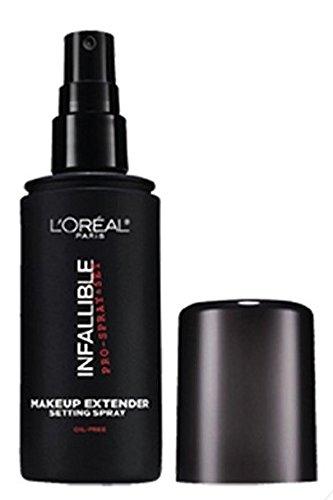 L'Oreal Paris Cosmetics Infallible Pro-Spray and Makeup Exte