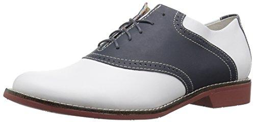 G.H. Bass & Co. Women's Dora School Uniform Shoe, Blue, 9.5 M US