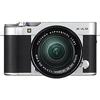 FUJIFILM X-A3 lens kit [silver][International Version, No Warranty]