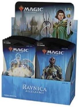 Magic The Gathering Ravnica - Caja de Refuerzo con temática de ...