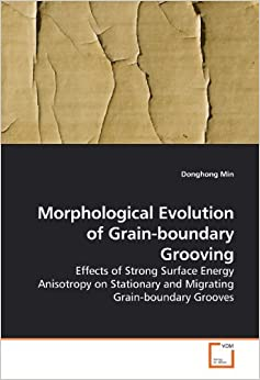 Morphological Evolution of Grain-boundary Grooving: Effects of Strong Surface Energy Anisotropy on Stationary and Migrating Grain-boundary Grooves
