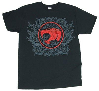 Thundercats Logo On Design - Thundercats Sheer T-shirt