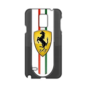 Wish-Store Ferrari car Logo (3D)Phone Case for Samsung Galaxy note4
