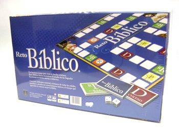 Amazon.com: Reto Biblico Juego De Mesa: Toys & Games