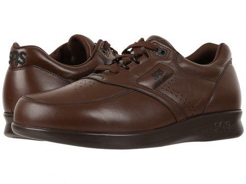 SAS(サス) メンズ 男性用 シューズ 靴 スニーカー 運動靴 Time Out - Antique Walnut [並行輸入品] B07C8L2DKM