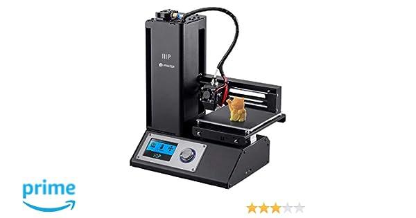 Monoprice Select Mini V2 3d printer 3d printer with Heated Board ...