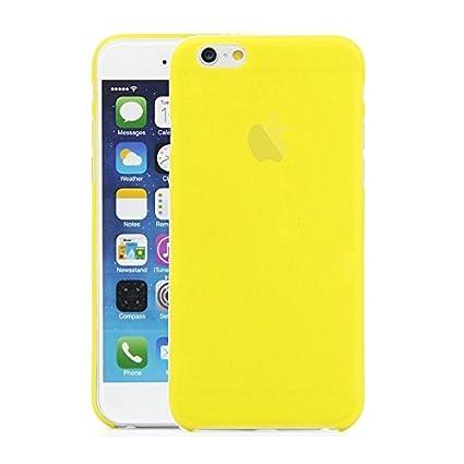 carcasa amarilla iphone 7