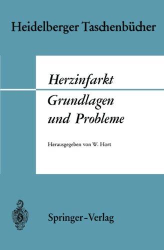 Herzinfarkt Grundlagen und Probleme (Heidelberger Taschenbücher) (German Edition)
