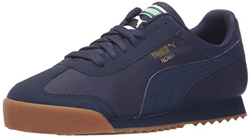 24c44b05080f PUMA Roma Basic Summer JR Classic Style Sneaker (Little - Import It All