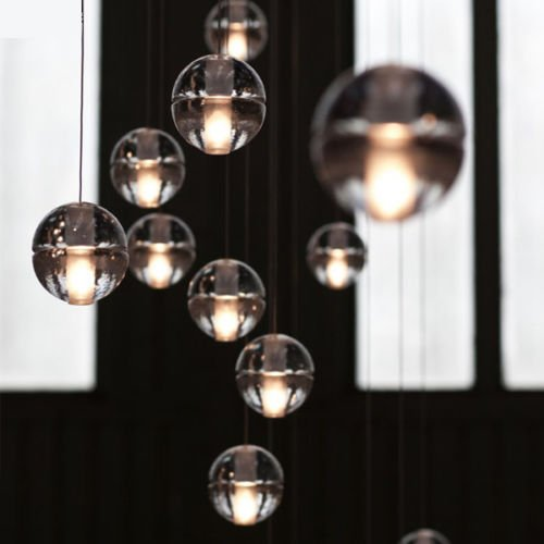 Deco Pendant Light - 7