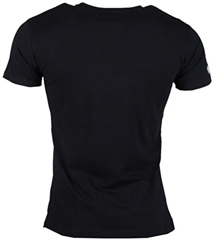 BROOKLYN Motion & Mind T-Shirt - schwarz