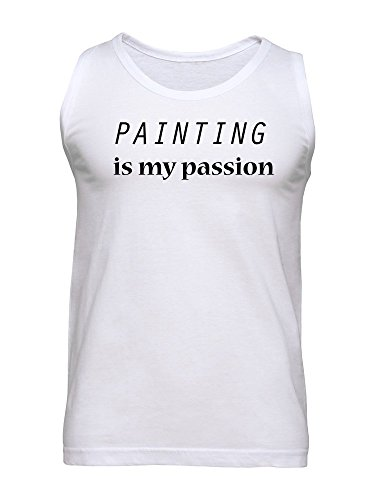 Painting Is My Passion Men's Tank Top
