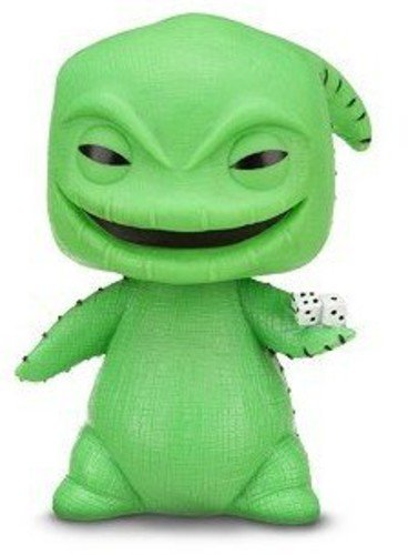 Funko POP Disney Series 4 Oogie Boogie Vinyl Figure]()