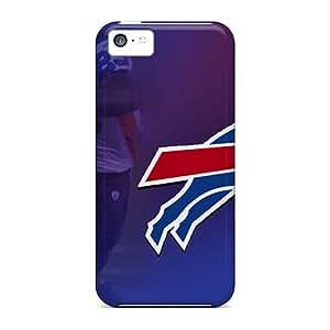 Hot Hgumv5836ATvpu Case Cover Protector For Iphone 5c- Buffalo Bills