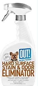 OUT! Hard Surface Pet Stain and Odor remover, 32 oz.