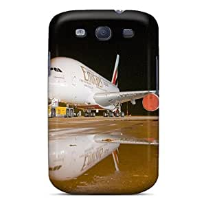 Hot Style QPwxyXj5920pFOrM Protective Case Cover For Galaxys3(airbus A 380 Rolllout) by Maris's Diary