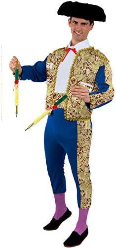 DISBACANAL Disfraz de torero para Hombre - -, L: Amazon.es ...