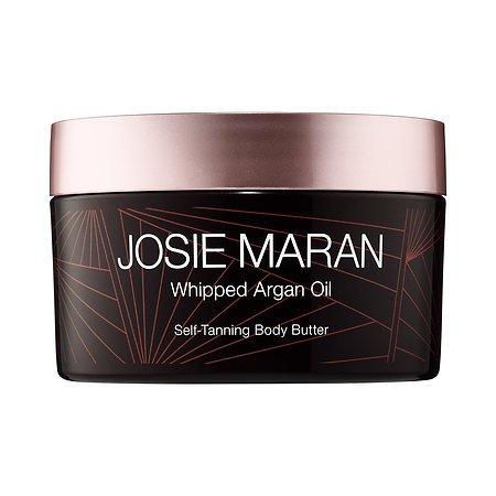 Josie Maran Whipped Argan Oil Self-Tanning Body Butter (Full (7.7oz/217g), Juicy Mango)