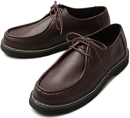 チロリアンシューズ 革靴 オックス メンズ
