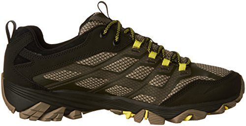 Merrell Men's Moab FST Hiking Shoe Olive Black buy cheap sale free shipping genuine fake discounts zkKyCEN