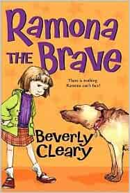Ramona the Brave by Beverly Cleary, Tracy Dockray