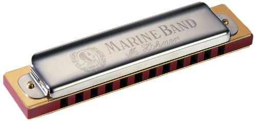 Hohner 364 Marine Band, Key Of 12 G Major