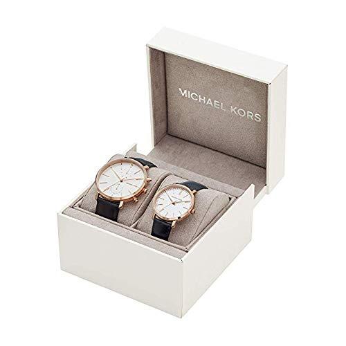 half price best sneakers cheaper Michael Kors Women's Jaryn Pair Watch Gift Set, MK3859